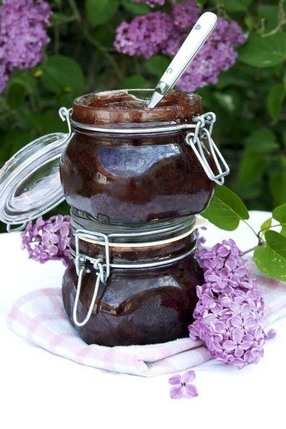 Marmelade med syrener